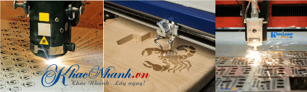 Gia công laser tại Hà Nội Giá rẻ